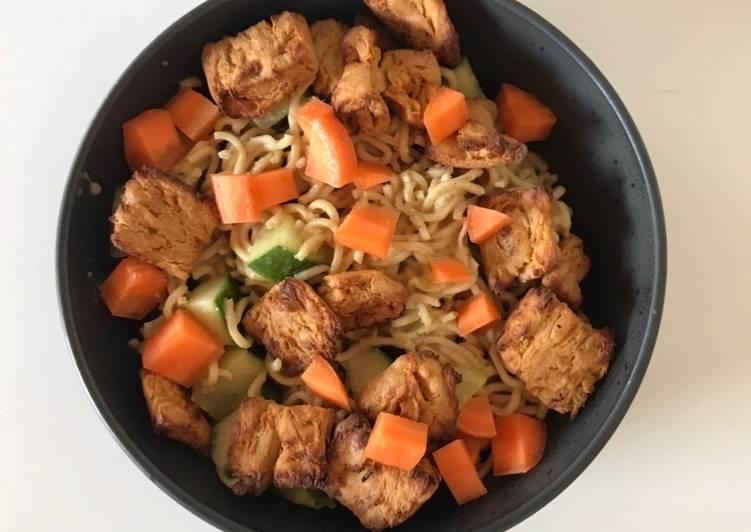 vegetar wok