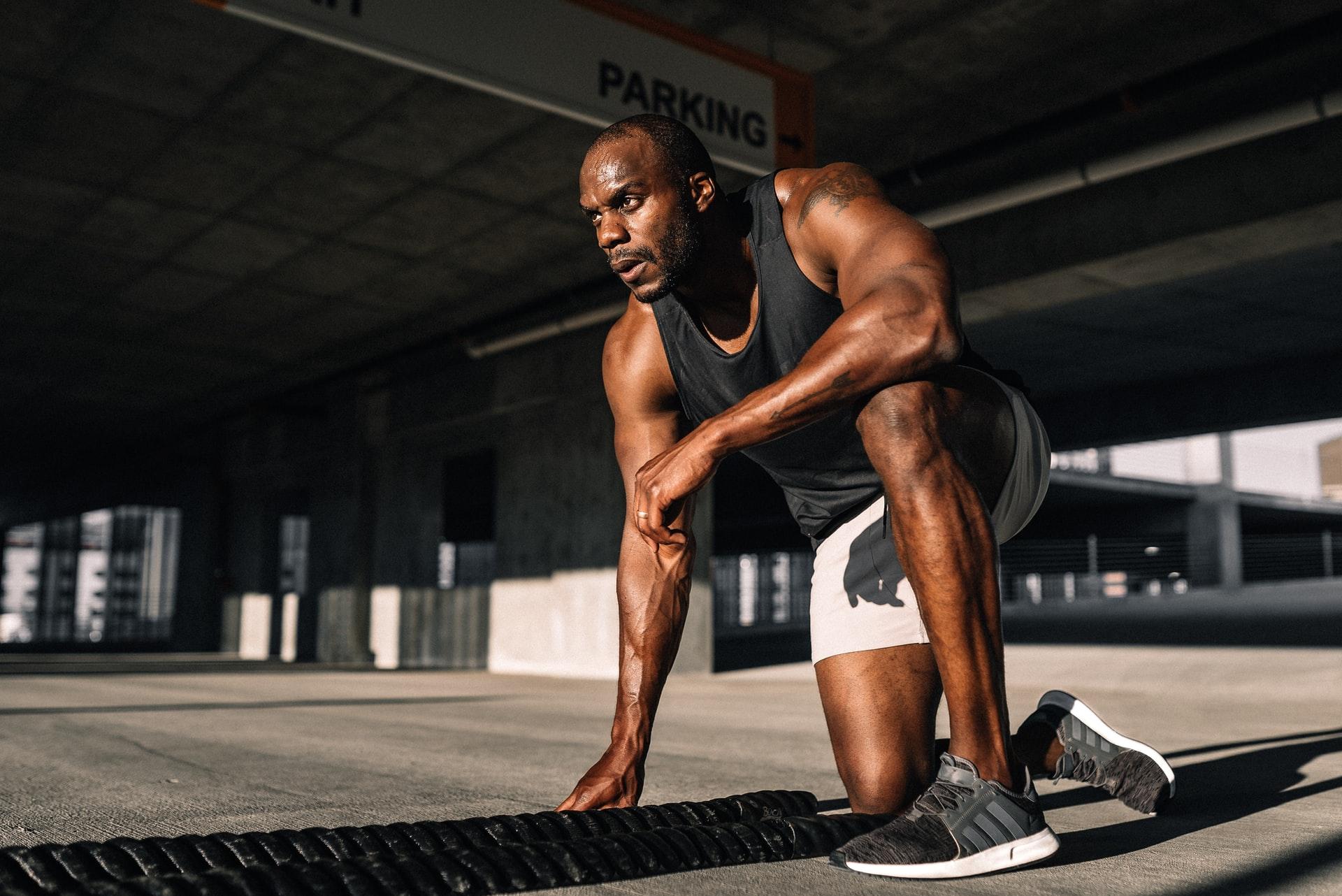 den rigtige kost til træning